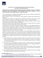 SDL Centrostudi SpA - Ministero della Difesa