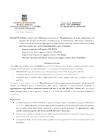 1° verbale Mis.227 - Comune di Collesano