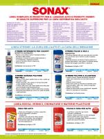 prodotti chimici sonax - DbWeb