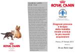 Serata nefrologia Royal Canin – 27 gennaio 2015