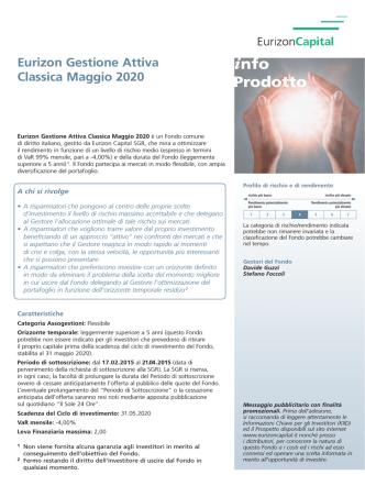 Consulta la scheda info di Gestione Attiva Classica