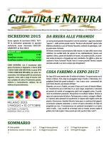 QUOTE 2015 - Associazione Milano Cultura e Natura