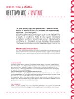 Obiettivi - Cregrest