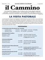 """Il Cammino - Campo di calcetto """"Giovanni Nisoli"""""""
