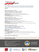 italians: l`editoria che va oltre confine