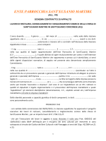 ENTE PARROCCHIA SANT`EUSANIO MARTIRE