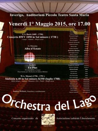 Concerto Orchestra del Lago