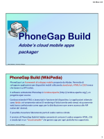 PhoneGapBuild