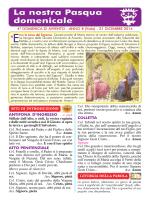 IV Dom Avv.B 14 - Parrocchia S. Barbara