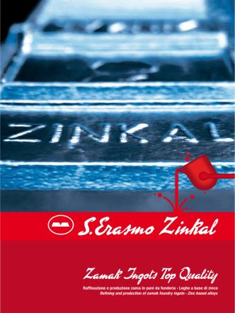 brochure S. Erasmo Zinkal S.p.A.