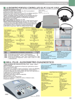 BELL PLUS: AUDIOMETRO DIAGNOSTICO AUDIOMETRO