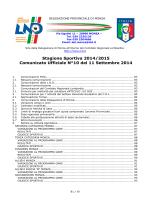INC. 12 mesi MEDICINA INTERNA x Dipartim.Area Medica (3.2015)