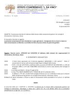 circolare 52 Pubblicazione decreto elezioni scolastiche