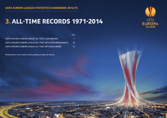 3. ALL-TIME RECORDS 1971-2014
