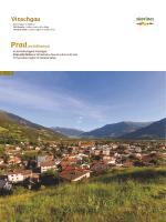 Touristikplan - Piantina turistica