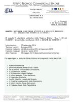 Piano delle attività 2014-15