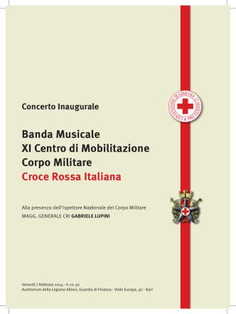 Banda Musicale XI Centro di Mobilitazione Corpo
