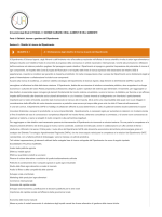 Sezione A - Obiettivi di ricerca del Dipartimento Parte I