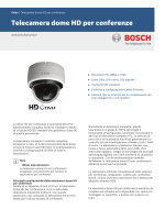 Telecamera dome HD per conferenze