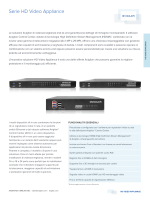 Serie HD Video Appliance