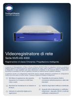 NVR-AS 4000 - IndigoVision