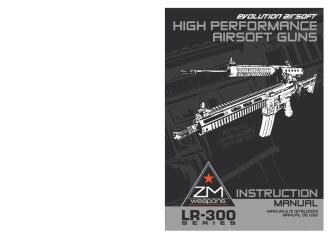 4 - Evolution Airsoft