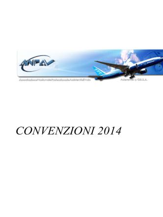 CONVENZIONI 2014
