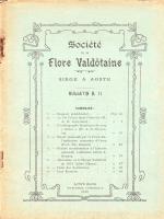 €lors - Société de la Flore Valdôtaine