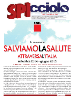 SALVIAMO SALUTE LA