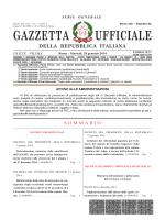 GAZZETTA UFFICIALE - IPZS - Catalogo Zecca
