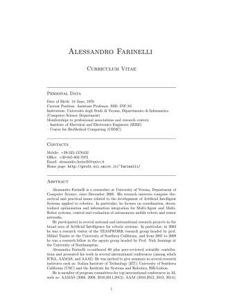 Alessandro Farinelli