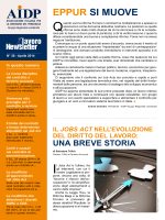 IL JOBS ACT PARTE