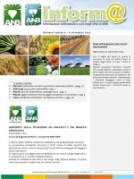 Anb Informa 33 - Associazione Nazionale Bieticoltori