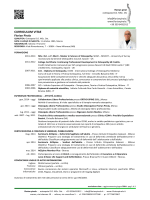 curriculum vitae - studio osteopatico florian pirola
