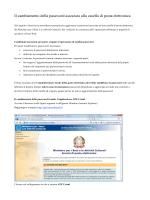 Il cambiamento della password associata alla casella di posta