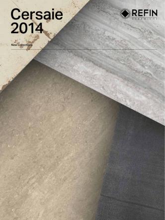 Catalogo - Ceramiche Refin S.p.A.