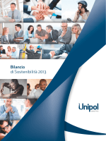 Unipol Gruppo Finanziario - Bilancio di Sostenibilità