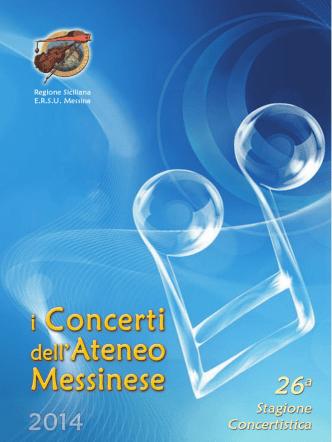Brochure - Università degli Studi di Messina