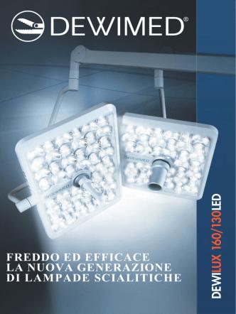 d ewi lux 160/130 led freddo la efficace ed generazione nuova di