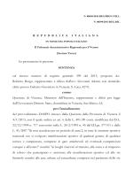 TAR Veneto n. 436 del 2014