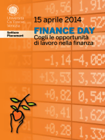Catalogo Finance Day 2014 5.51 Mb