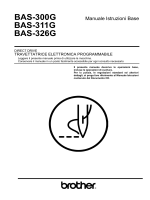 BAS-300G 311 326 manuale - Brother-ISM