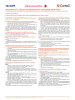 Documenti di sintesi - Vodafone SmartPass