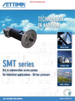 SMT pump - Comoso