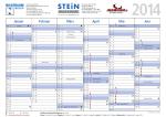 Kalender 2014 - Nussbaum Medien