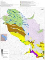 Carta Geologica B - Comune di Villaputzu