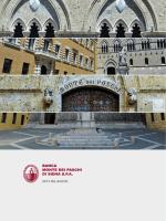2013 - Banca Monte dei Paschi di Siena