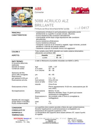 5088 (CONV.A88) ACRILICO ALZ BRILL IND 07.12