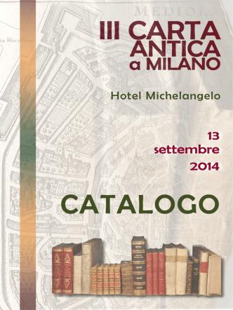 ANTICA - Carta Antica a Milano