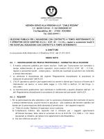 """AZIENDA SERVIZI ALLA PERSONA A.S.P. """"CARLO PEZZANI"""" C.F."""